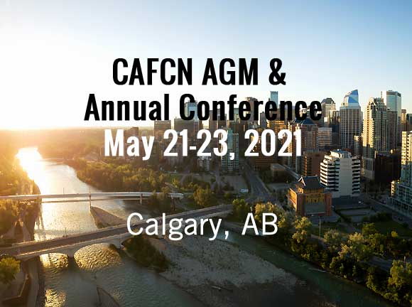 12th Annual Conference - May 21-23, 2021 in Calgary, Alberta