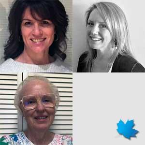 Tania Bell, RN, BSN, Lorna Gail Proudfoot, RN & Tannis Sorge, RN