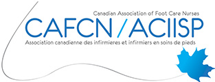 Canadian Association of Foot Care Nurses logo