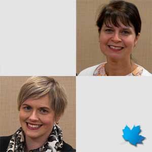 Jennifer Densmore, RN & Kathleen Stevens, RN