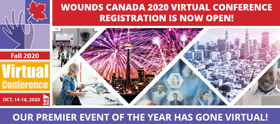 Wounds Canada 2020 Virtual Conference